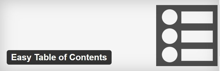 best table of contents plugin for wordpress