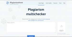 free plagiarism checker tools