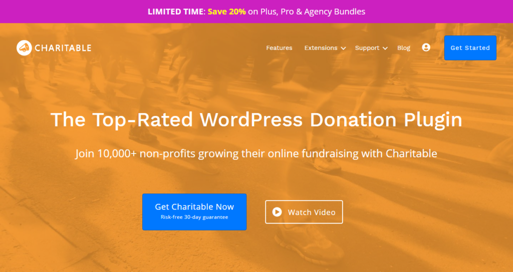 best donation plugin for wordpress