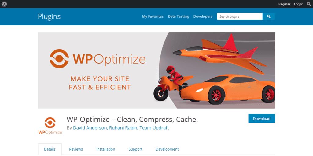 best wordpress speed opti,ization plugin